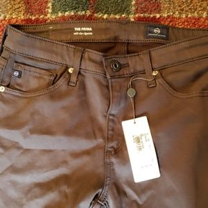 AG sateen jeans